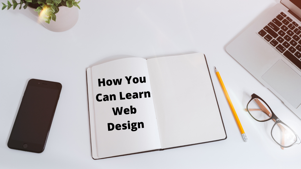 how you can learn web design