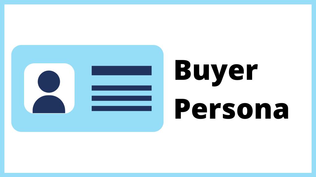 buyer persona for inbound marketing
